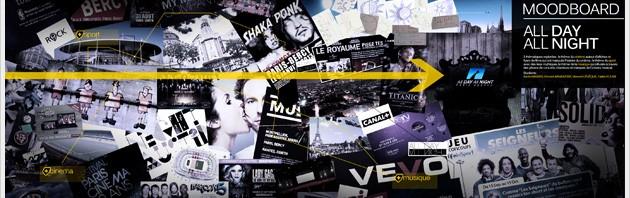 Processus créatif / Web / 3ème année / 2012