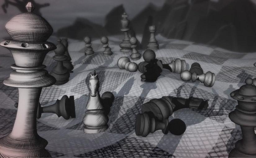 Checkmate / Animation / 2ème année