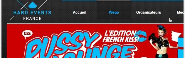 Projet sem.02 / Hard Events France / 1ère année Web