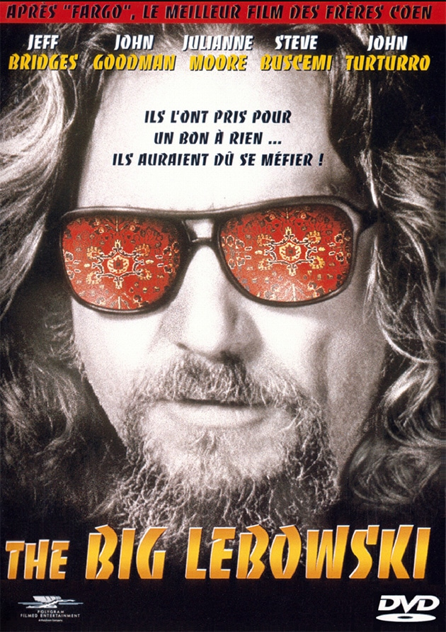 Projet photo montage photoshop Big lebowski