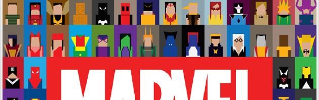 Hommage aux super-heroes «Marvel»/ Pauline LANDAIS / Web 01