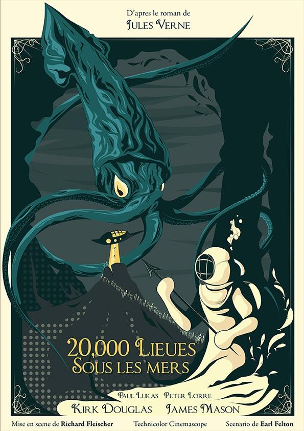 20,000 lieux sous les mers
