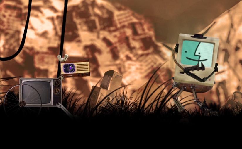 La décharge / Projet de fin d'année / 1ère année Animation numérique