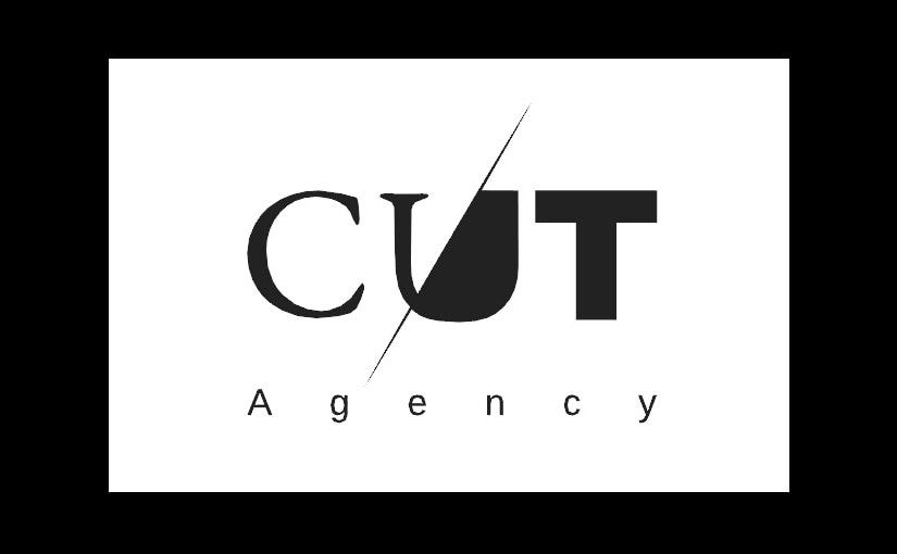 CUT Agency / Identité visuelle, logo / ICAN Web 3ème année