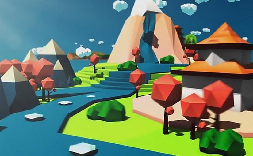 Takeshi's Castle / Jingle émission / 2ème année Animation numérique