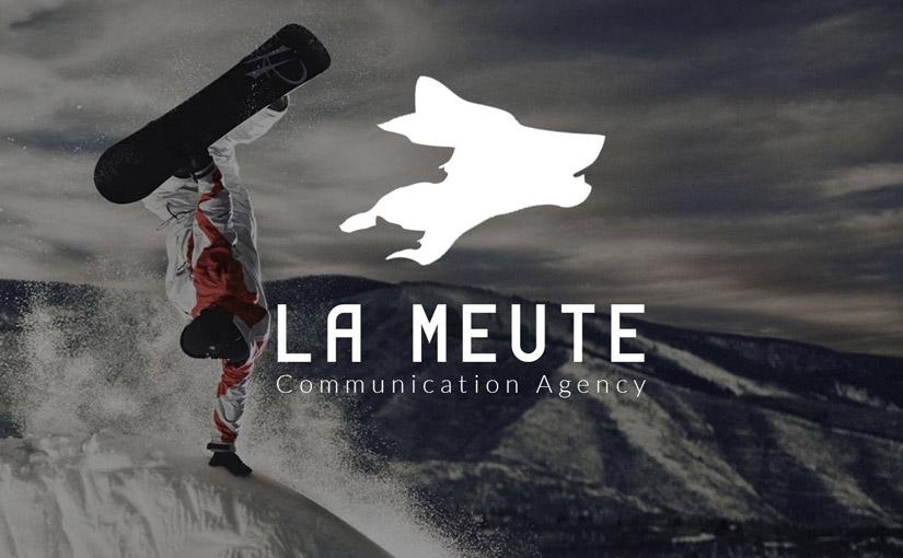 La Meute / Le site / ICAN Web 3ème année