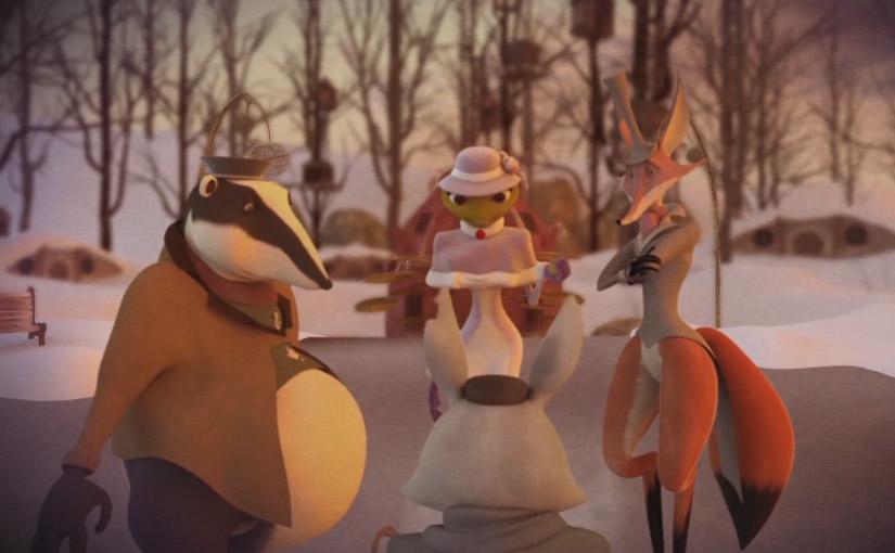 «La soupe au Caillou» / Animation / 3ème année
