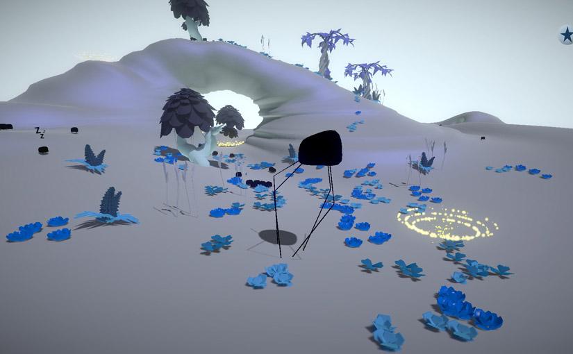 Hanging Garden / Game design 02