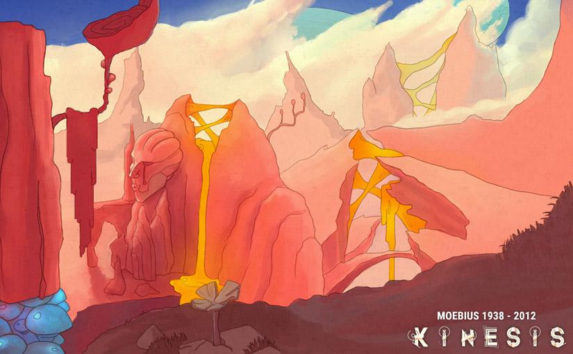 Kinesis / Game design 03