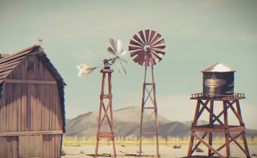 Second souffle / Animation / 3ème année