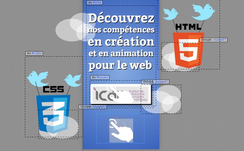 Google Web Designer / Animation Web