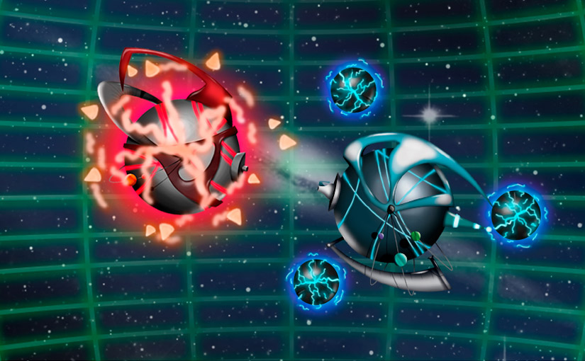 Battle Optimized Ball / Game design 01