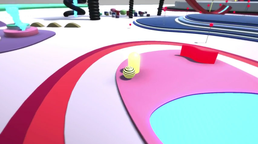 proteo / game design / jeu vidéo