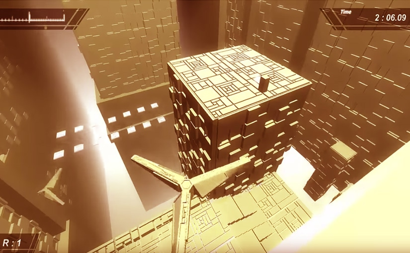 OverTime / puzzle-platformer 3D / 3ème année