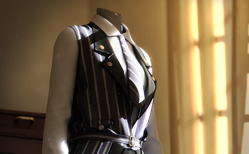 Atelier «Vêtement 3D» / 4e année / Design 3D et animation interactive