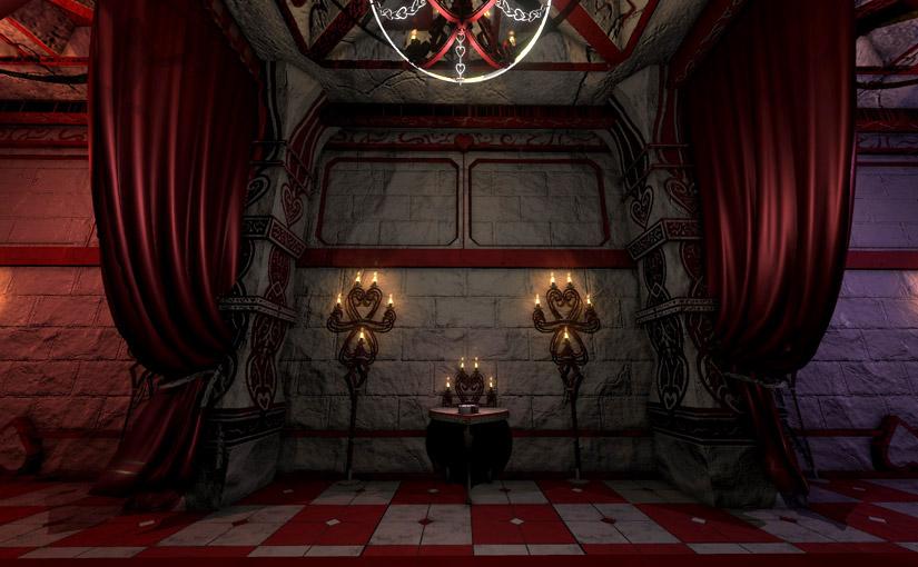 Corridor 3D… / Game Design 03