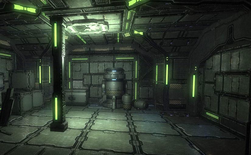 Corridor 3D / Game Design 03