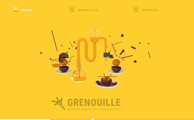Agence Grenouille / Webdesign03