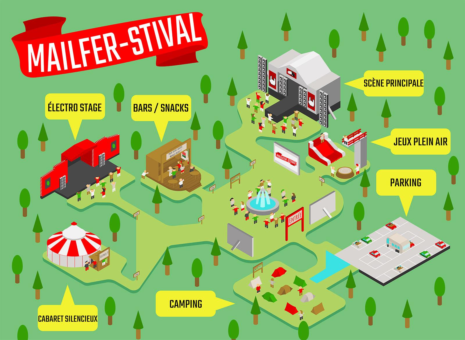 carte festival