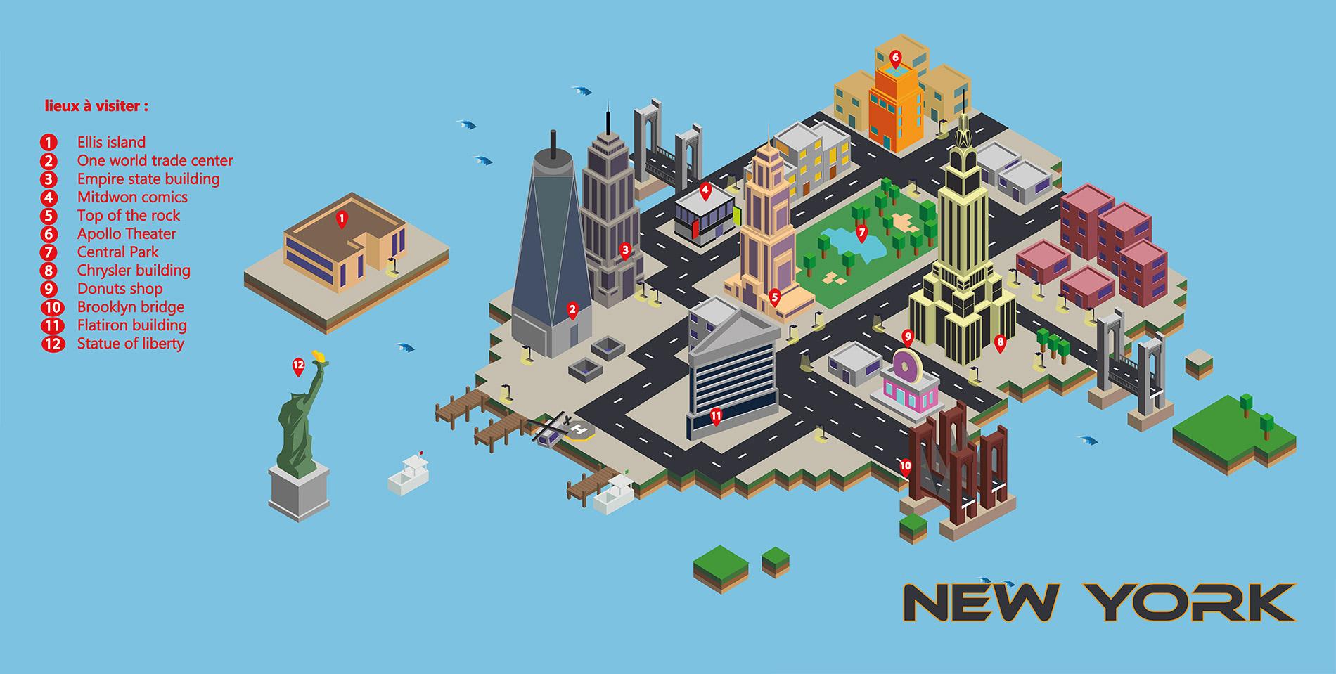 carte illustrator new york