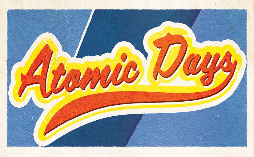 Atomic Days / Jeu de cartes, de bluff… dans une ambiance de guerre froide