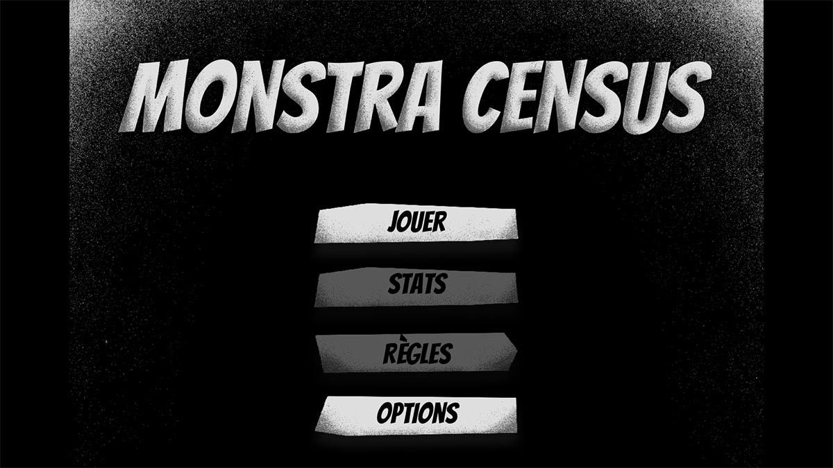 Monstra Census est un jeu de société coopératif d'observation et de mémoire,