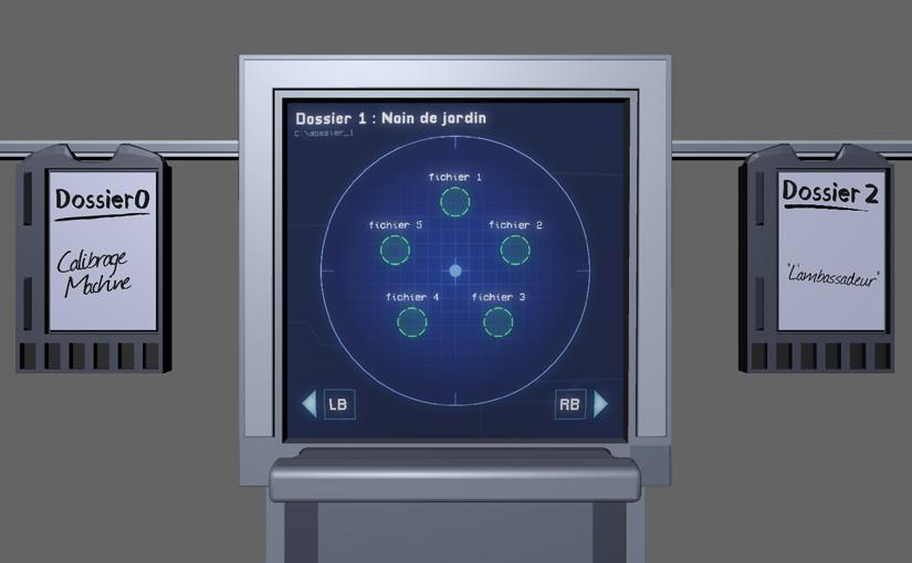 Département d'Écoutes Cryptées (DEC) / Game design 02