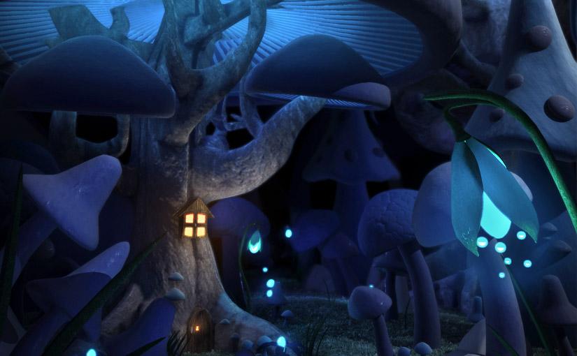La forêt / Animation 02