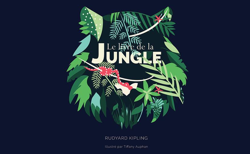 Illustration «Le livre de la jungle» / Semaine d'intégration
