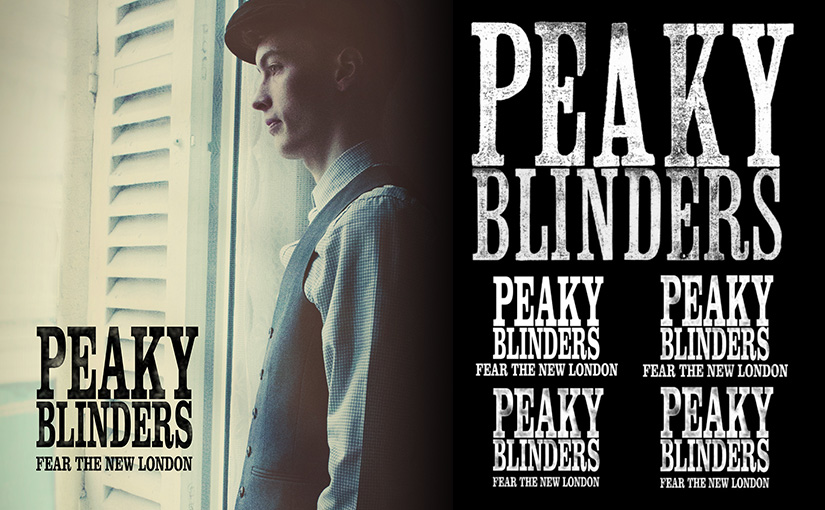 Pastiche / « Peaky Blinders » / Animation 02