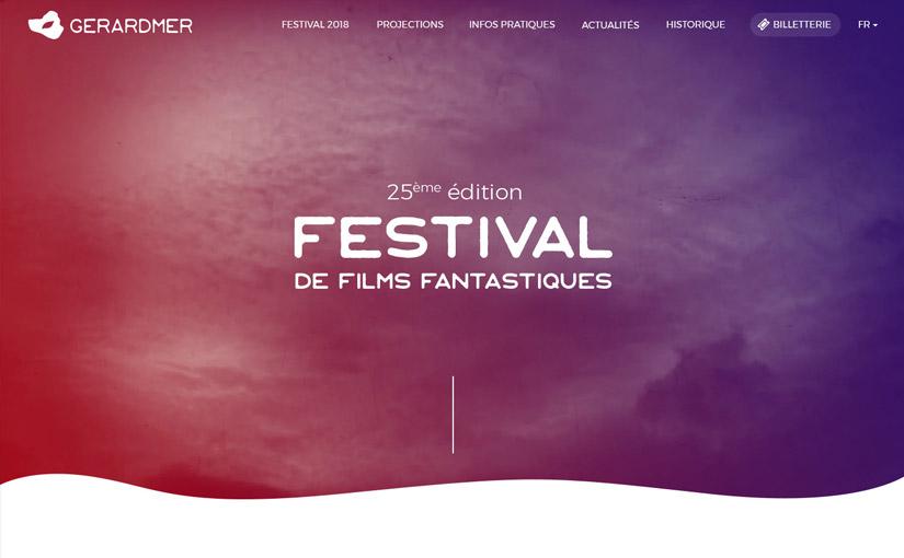 web design, ui, ux, festival, gerardmer