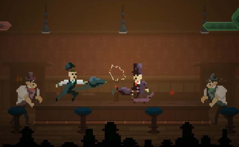 Gentlemen's Quarrel / Game design 01