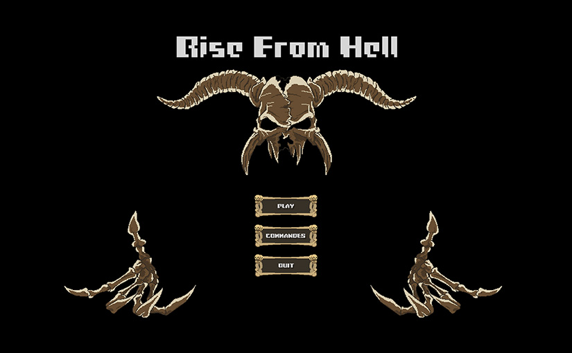 Rise From Hell / Game design 02