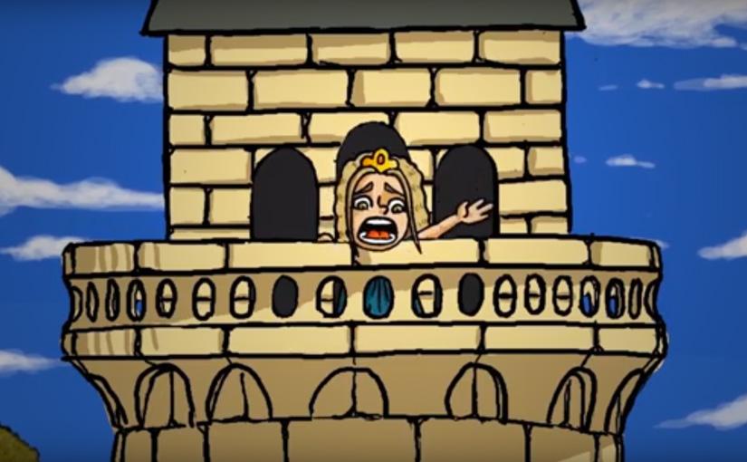 Aux frais de la princesse / Animation 03
