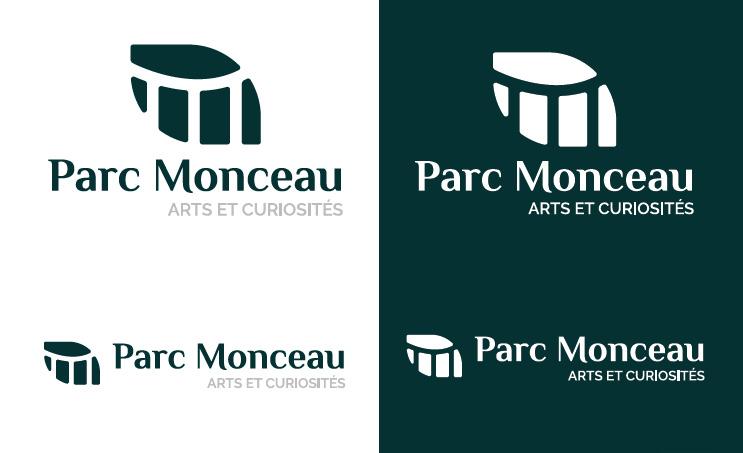 monceau, logo