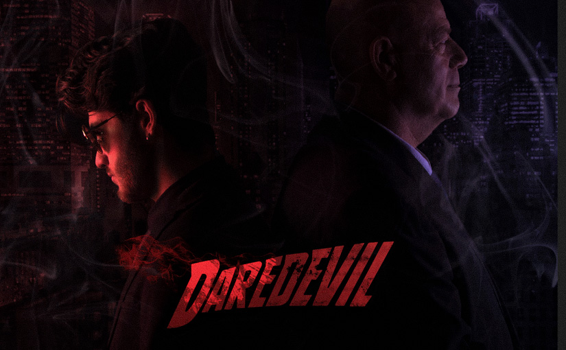 Pastiche / Daredevil / Animation 02