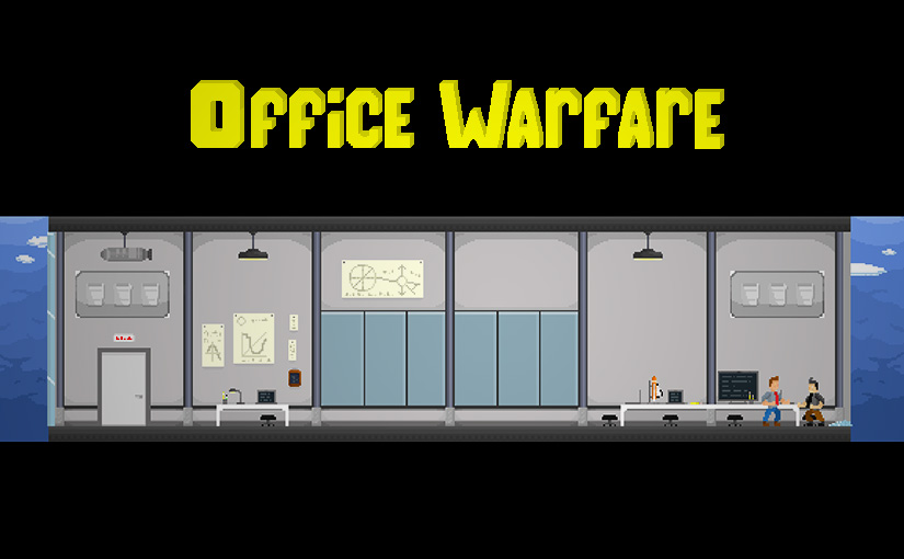 Office Warfare / Game design 01