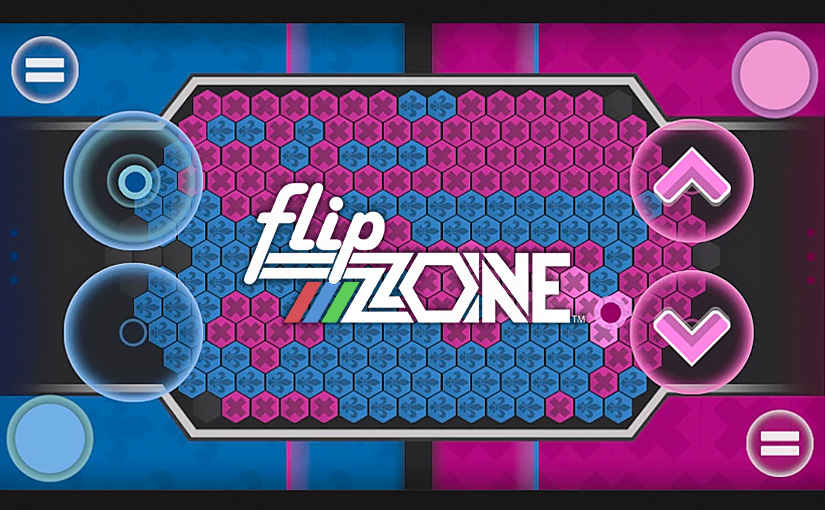 FlipZone / Game design 02