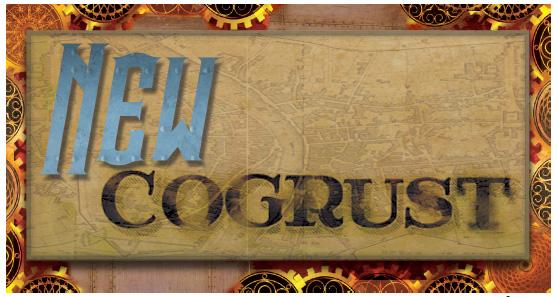 New Cogrust - jeu de plateau