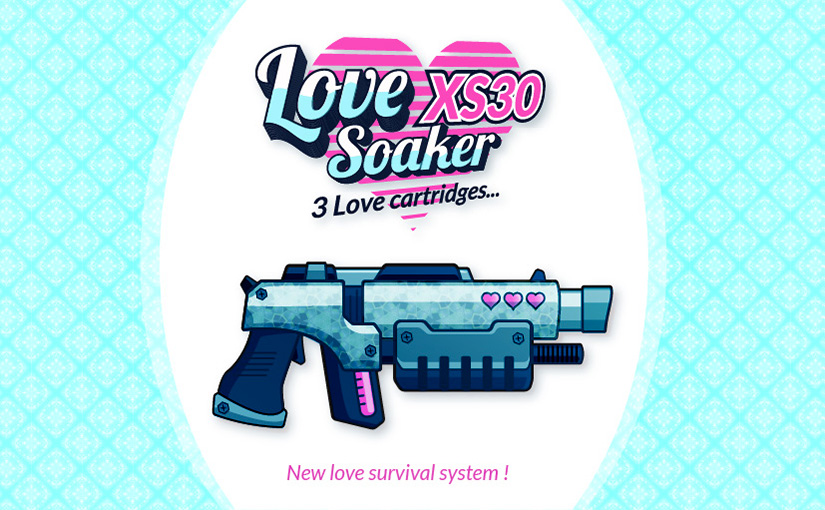 Tutoriel – Illustrator / Pistolet à eau – Love Soaker