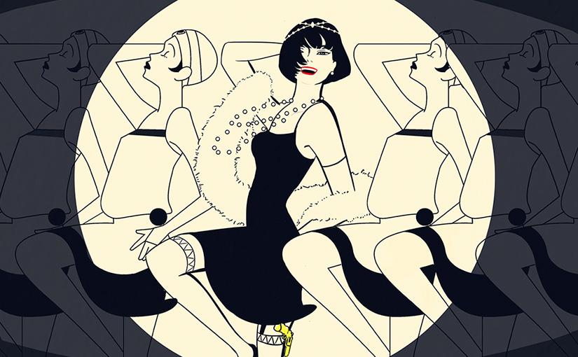 Miss Fisher's murder… pastiche affiche / Animation 02