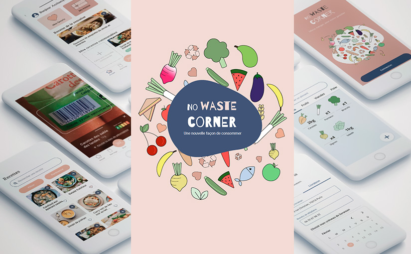 No Waste Corner / Appli / Web 03