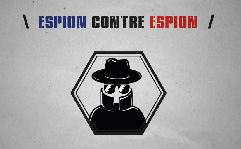 Espion contre Espion / Game design 01