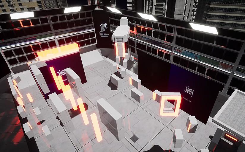 Laser Master Tournament / Game Design 05