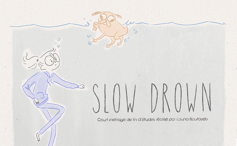 Slow drown / Animation 03